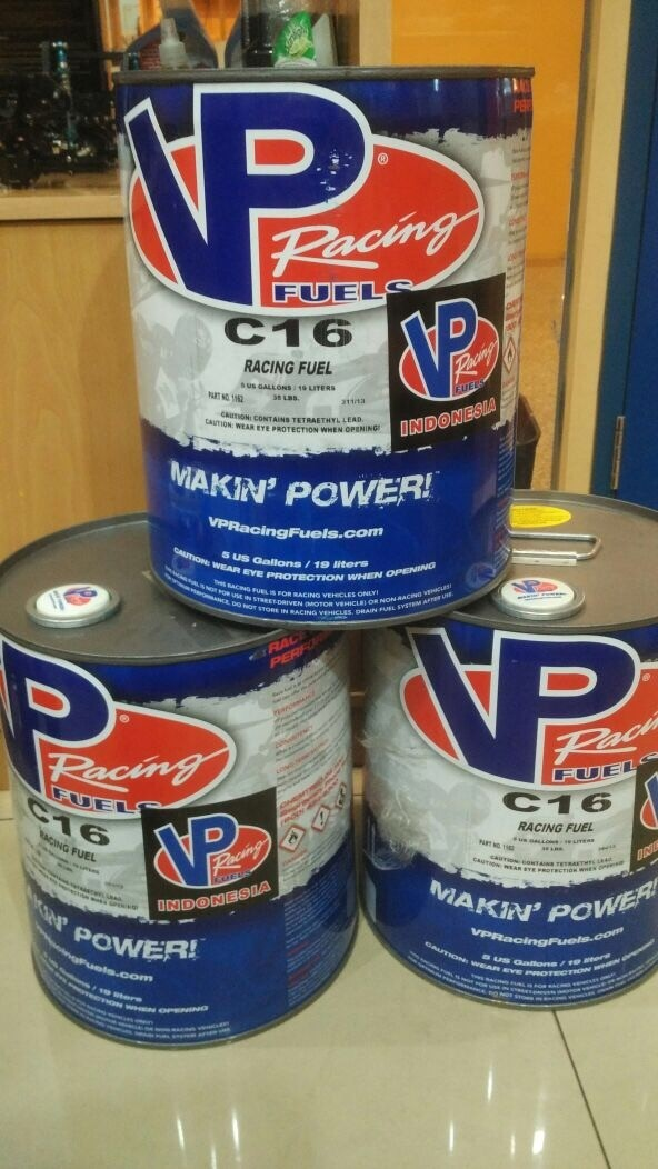 Power Spout Deluxe Tube VP Racing Fuels 348