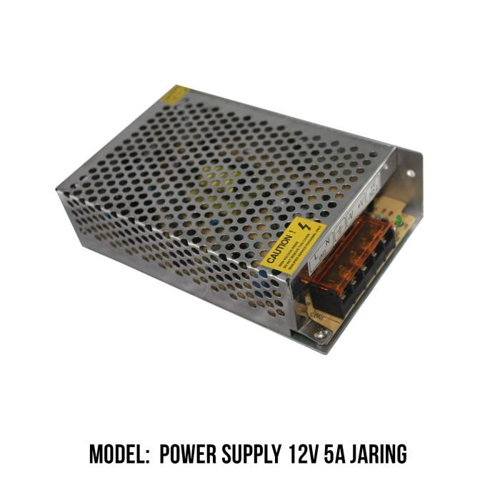 harga Power supply adaptor switching led and cctv 12v 5a Tokopedia.com