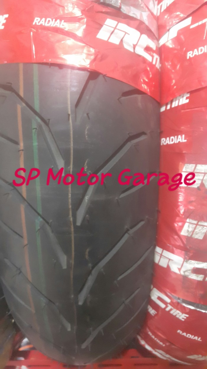 Jual Ban Irc Rmc810 Radial 110 70 17 Tubeless Sp Motor Garage