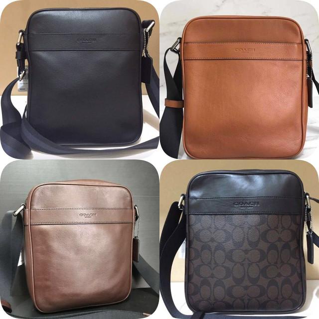 Jual Coach Charles Flightbag Men Sling Bag . Tas Coach Pria Original ... 4593b1d44c