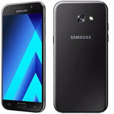 Samsung Galaxy A7 2017 32GB Ram 3GB - 2017 - SM-A720 Resmi -black