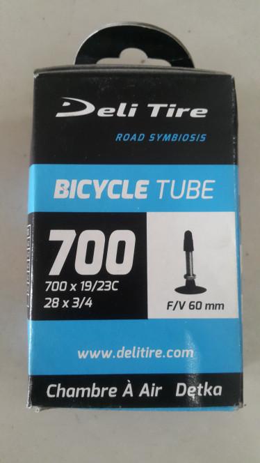 harga Ban dalam fixie/roadbike 700 x 19-23c deli tire swallow f/v 60mm Tokopedia.com