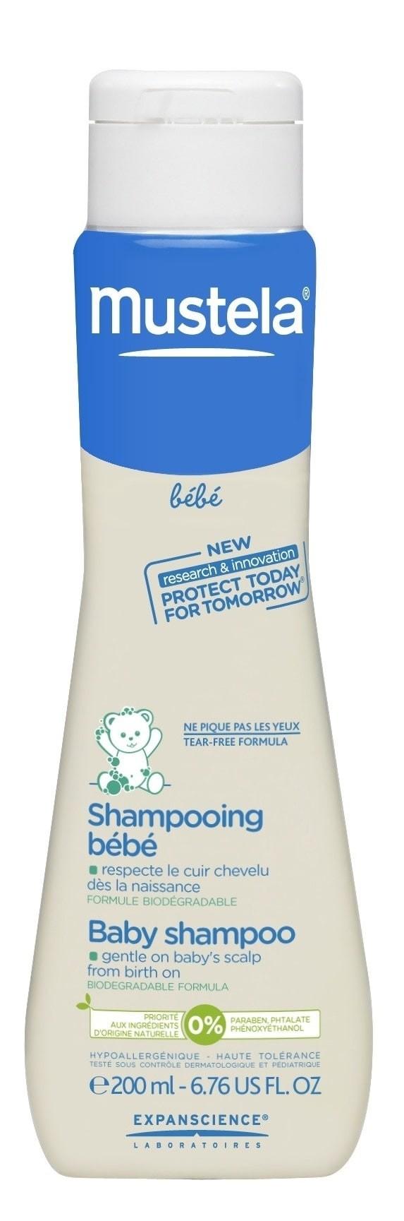 harga Mustela baby shampoo 200ml / mustela / shampoo bayi / shampo Tokopedia.com
