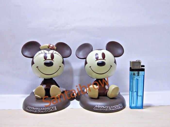 Jual Pajangan Mobil Kepala Goyang Mickey Dan Minnie Mouse Jakarta Barat Santaibrow Tokopedia