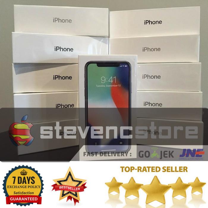 harga [bnyk free x 256gb] iphone x 256 gb space grey garansi apple original Tokopedia.com