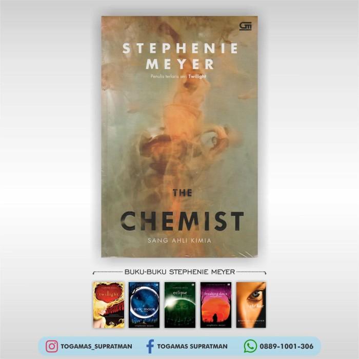 harga The chemist - stephenie meyer [bahasa indonesia] [original] Tokopedia.com