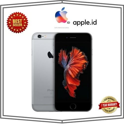 [TERBATAS] IPHONE 6S 16GB 16 GB GREY GARANSI INTERNASIONAL 1 TAHUN - Abu -abu Tua
