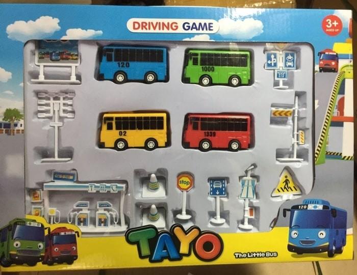 Jual Tayo Garage Driving Game Tayo Garasi Mainan Murah Kota Batam Vespa Veloce Tokopedia