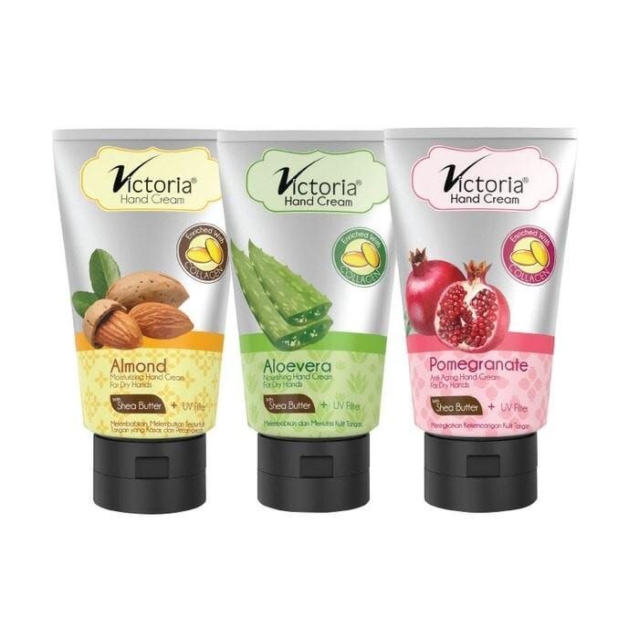 Victoria Hand Cream Pomegranate 50g