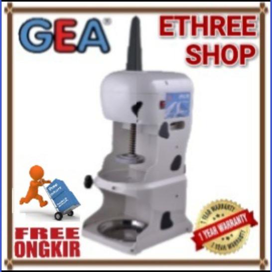 harga Gea ice shaver / ice planer /alat pembuat es serut wf-a288 Tokopedia.com