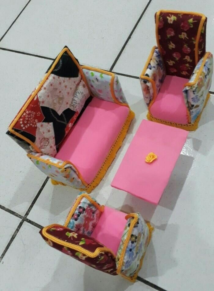 harga Furniture Sofa Boneka Barbie Tokopedia.com