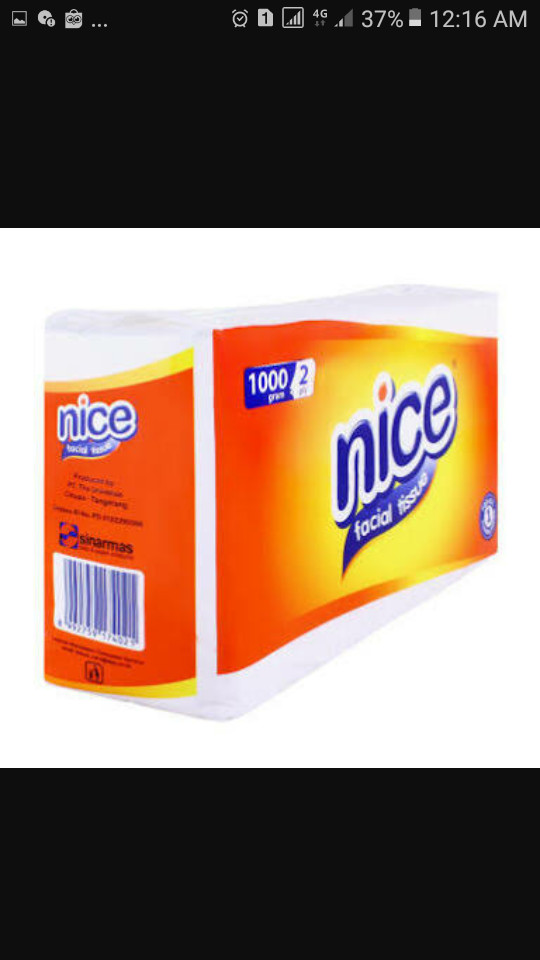 harga Tisue Nice 1000gr 2 Ply Tokopedia.com