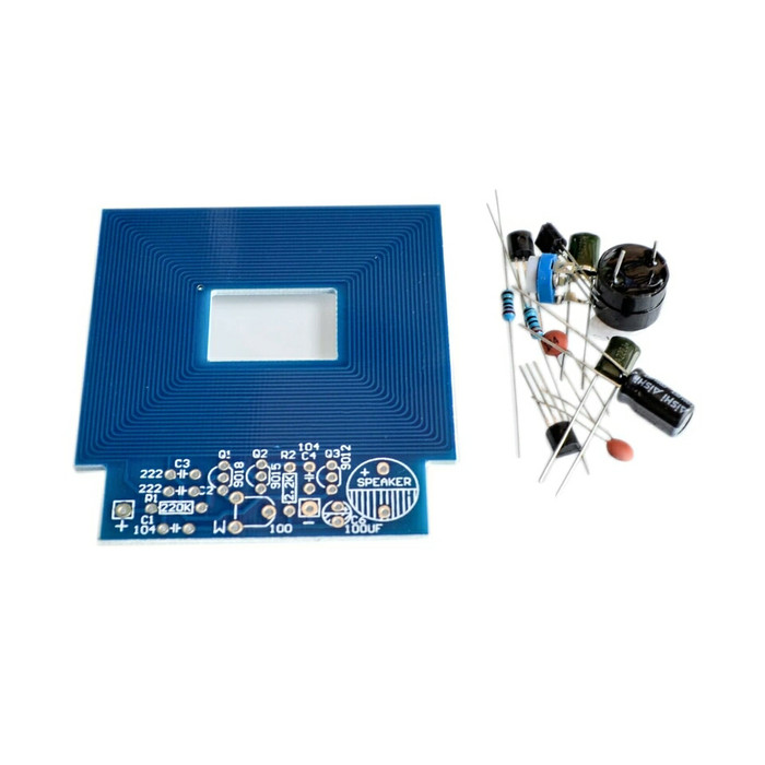 Metal detector scanner unassembled kit project 3-5v diy kit
