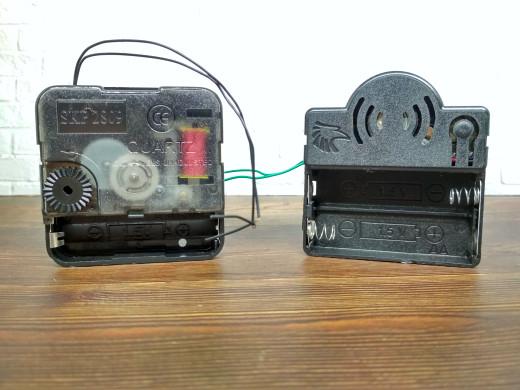 harga Mesin jam dinding musik melodi skp 2809 1 set Tokopedia.com