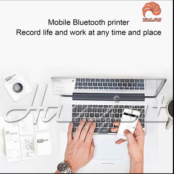 harga Printer mobile bluetooth 4 paperang p1 printer portable Tokopedia.com