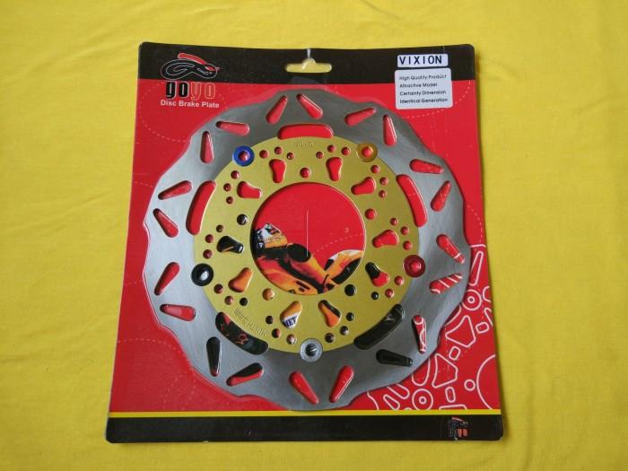 harga Piringan cakram rem depan / disc brake / lebar variasi sport vixion Tokopedia.com