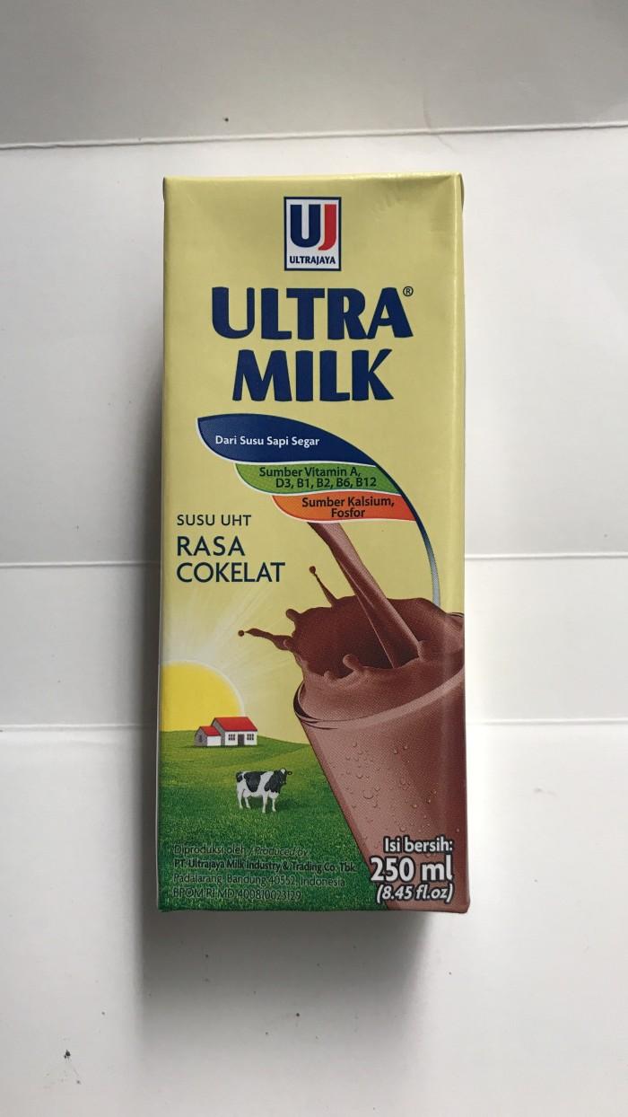 Katalog Susu Ultra Milk 250ml Travelbon.com