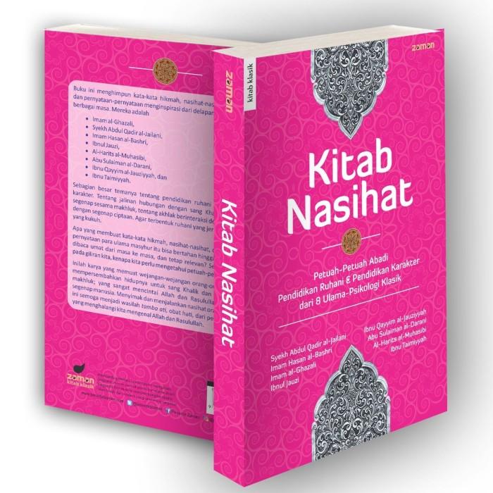 harga Kitab Nasihat Tokopedia.com