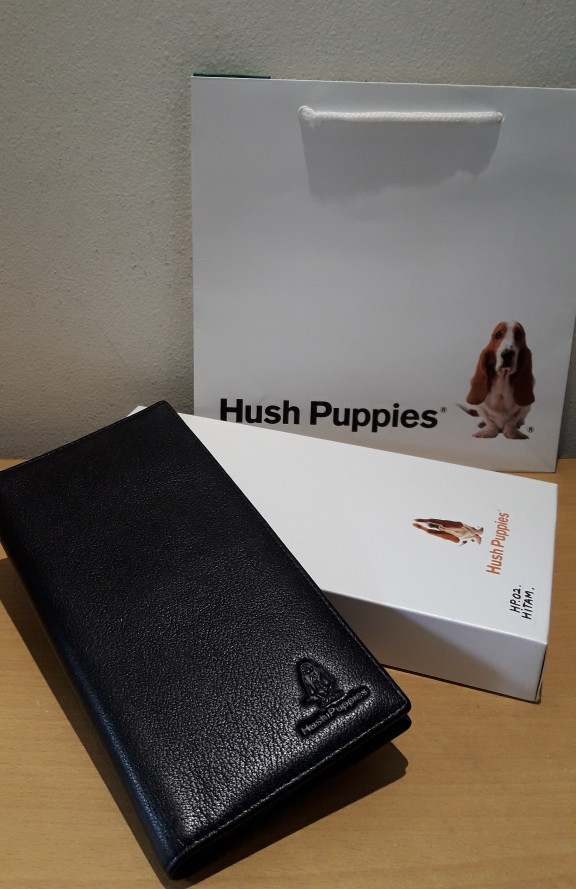 Jual DOMPET Hush Puppies PRIA ORIGINAL- GENUINE LEATHER ... 4914b09800
