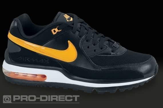 Jual Nike Air Max LTD 2 Black White Orange 316391 081 Kab. Banyumas sepatuoriginale   Tokopedia