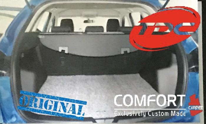 harga Comfort deluxe karpet bagasi trunk tray for hyundai mux th'14 Tokopedia.com