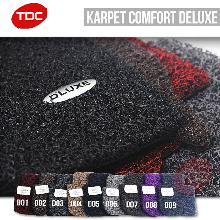 Comfort Deluxe Karpet Bagasi Trunk Tray for Honda MOBILIO/BRV TH'16