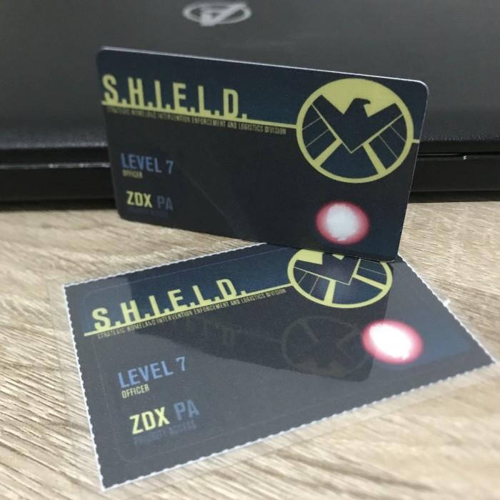 harga Marvel agents of shield stiker kartu emoney brizzi card sticker Tokopedia.com