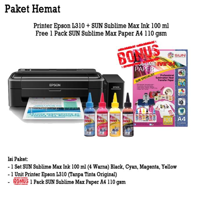 Info Epson Printer L310 A4 Hargano.com