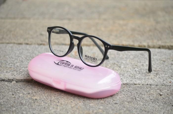 kacamata moscot minus murah (frame+lensa) 6107 pria wanita. Stok produk  kosong. 7078453c81