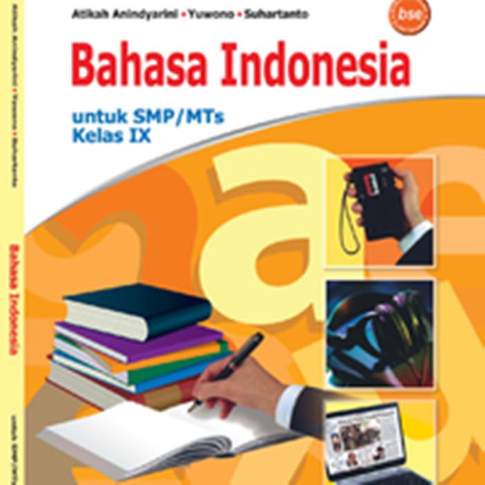 Jual Buku Bse Bahasa Indonesia Untuk Smp Mts Kelas 9 Kab Gresik Chilensis Tokopedia