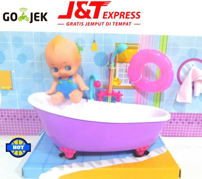 Setyatoys Mainan Bak Mandi Bayi Baby Bathub - Daftar Harga ... 85d80bde2f