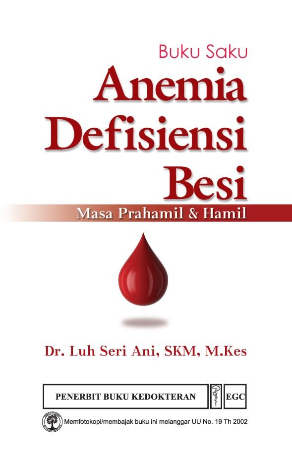 harga Buku saku anemia defisiensi besi masa prahamil & hamil Tokopedia.com