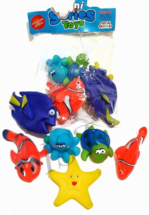 harga Vynil binatang ikan ikan Tokopedia.com
