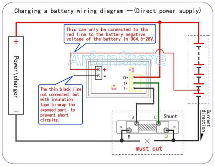 Volt Amp Meter Wiring Diagram from ecs7.tokopedia.net