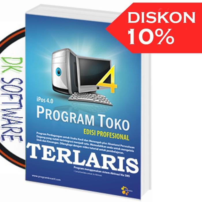 Review PROMO Software Toko IPOS 4 Original Di Jakarta