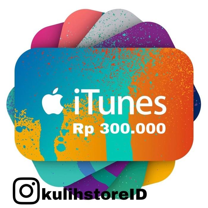 Itunes Gift Card Indonesia Rp 300000 Toko Igc - tempat jual Produk ... aa0a9f6236