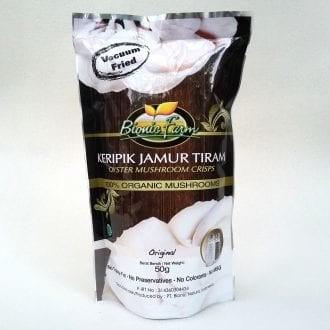 Harga Keripik Jamur Tiram Katalog.or.id