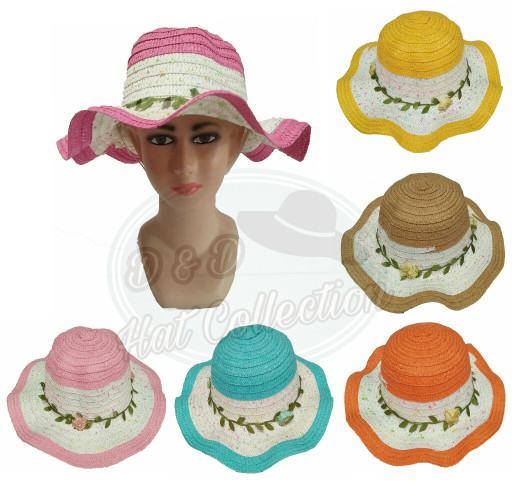 harga Topi pantai anak renda bunga Tokopedia.com
