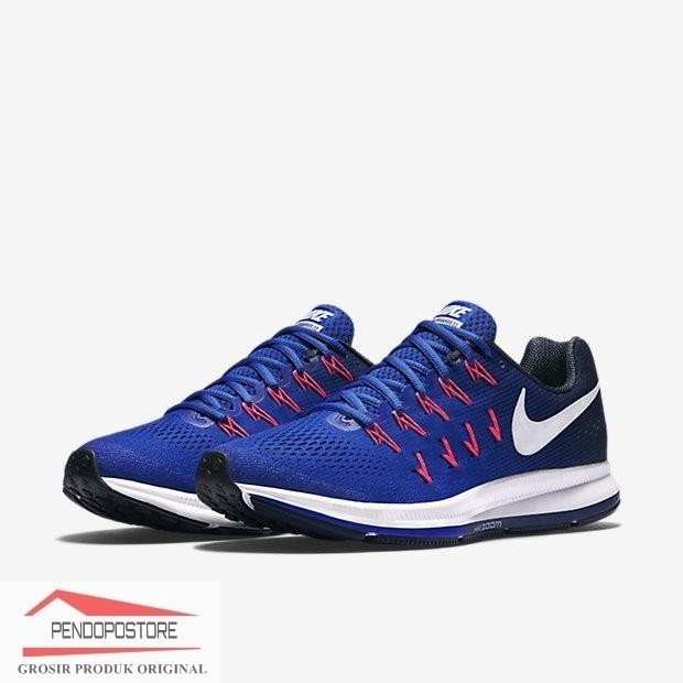 sports shoes 5579b 0b560 Sepatu Nike Air Zoom Pegasus 33 831352-401 Lari Running ori