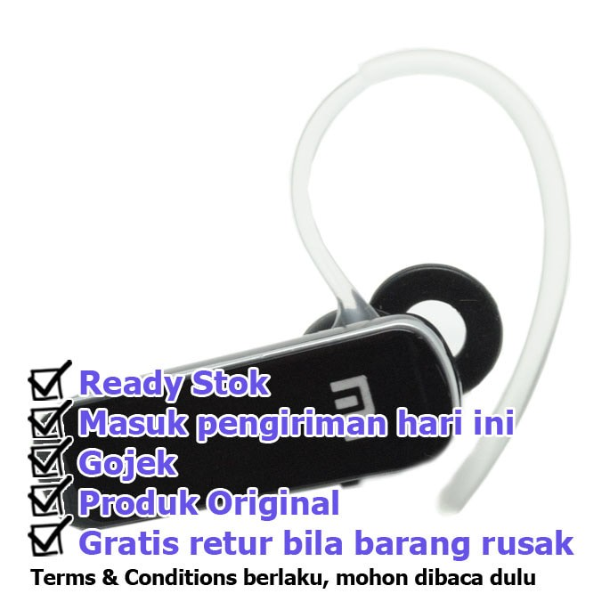 harga Bluetooth Headset Stereo Wireless Handsfree Tokopedia.com