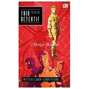 harga Trio detektif: misteri laba-laba perak Tokopedia.com