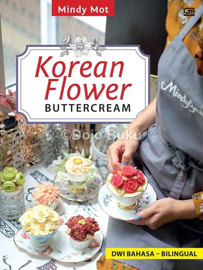 harga Korean Flower Buttercream Ala Mindylycious Tokopedia.com