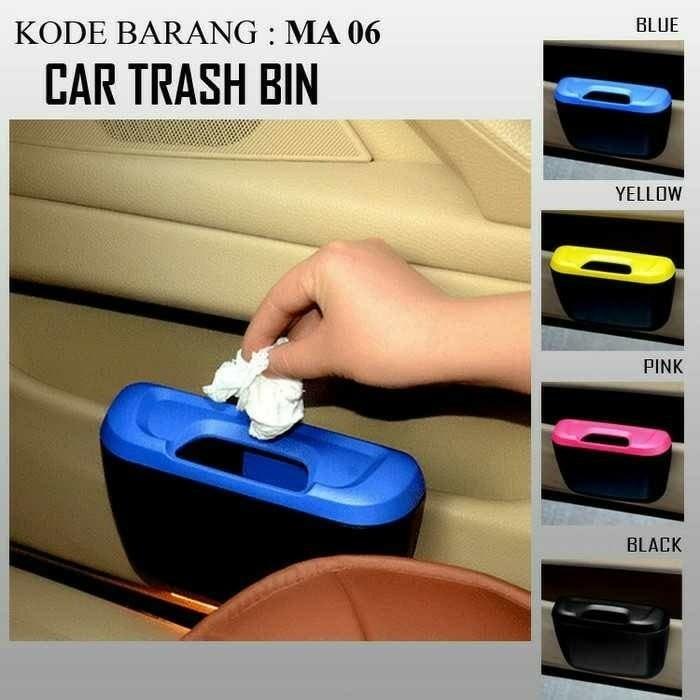 Foto Produk Car Trash Bin / Tempat Sampah Mobil dari sumbawa shop