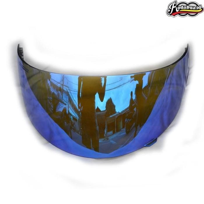 harga Kaca helm snail 815 iridium blue Tokopedia.com