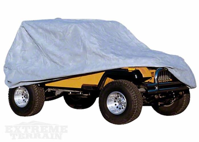 harga Bungkus mobil / cover mobil / body cover jeep universal Tokopedia.com