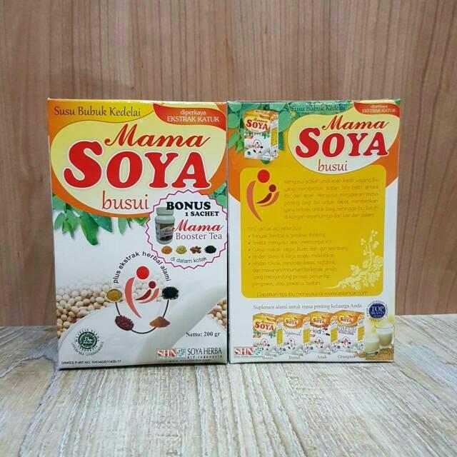 Booster Rasa Vanila dan Coklat 200 gr 4 pcs. Source · Mama .