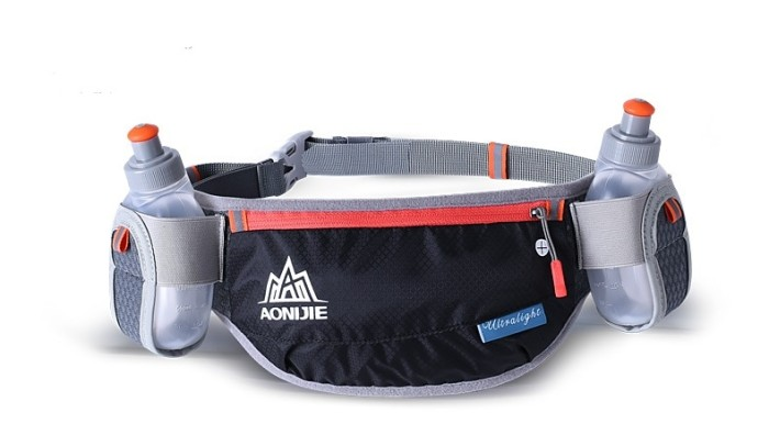 harga Tas lari tas pinggang running waist bag with 2 bottles aonijie Tokopedia.com