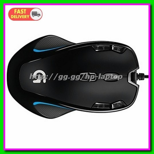 Logitech Optical Gaming Mouse - G300s - Black