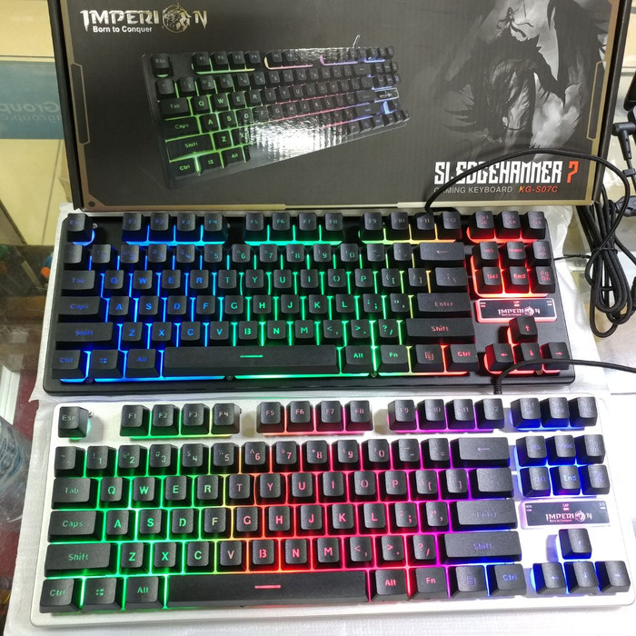 Keyboard Gaming Imperion Sledgehammer 7