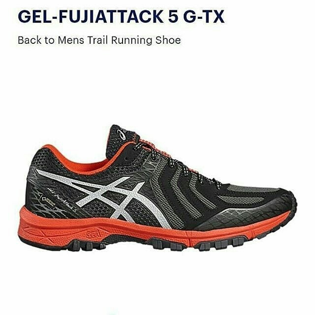 58841a15dcb Jual asics gel-fujiattack 5 GT-X - Kota Bekasi - AMAZING OUTDOOR SHOP |  Tokopedia